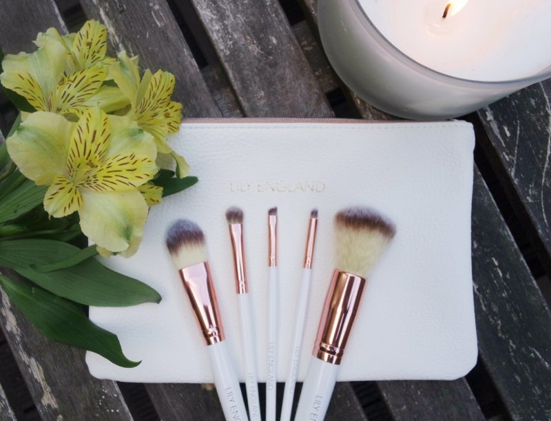 Lily England Make Up Brushes Review