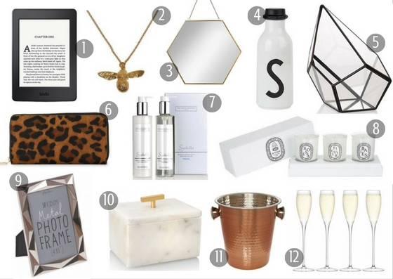 Christmas Gift Guide For Her Lifestyle Gifts Home Gifts